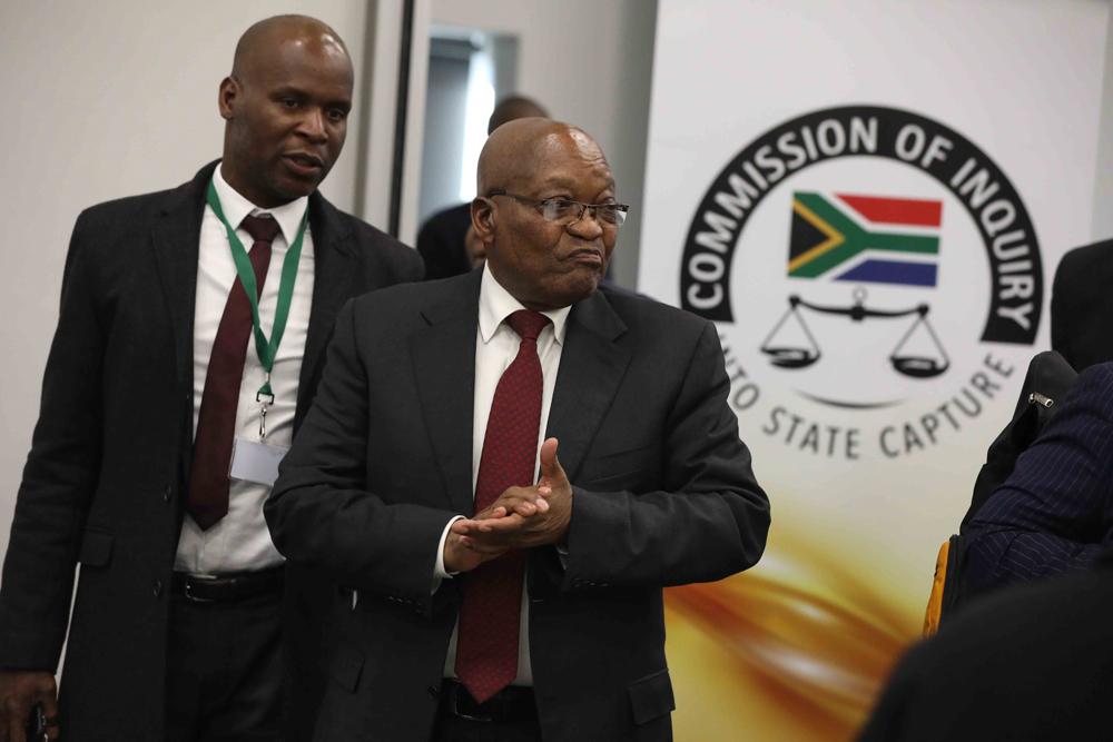 """Geen bewys van Jacob Zuma se """"gifstorting"""" nie, laat die NVG saak - SowetanLIVE"""