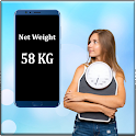 Weight Scale Estimator – My Weight Check Machine icon