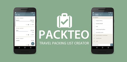 PackTeo - Packliste für Reisen – Apps bei Google Play