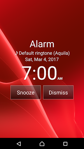 Smart Alarm (Alarm Clock) v2.2.3 [Paid]