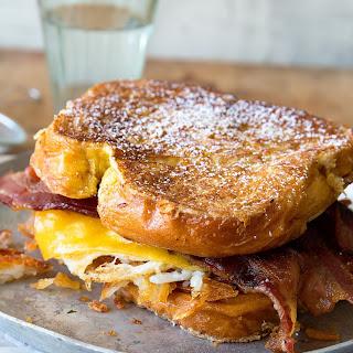 The Big Breakfast Sandwich Recipe