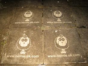 Photo: Reverse Graffiti in Rhondda