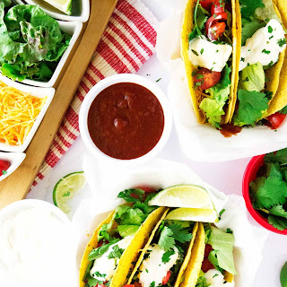 The Best Ground Beef Tacos.