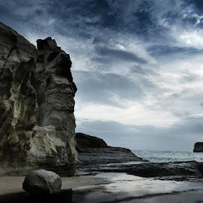 Klayar Beach by Krishna Murti - Landscapes Beaches ( indonesia, beach, landscape, photography )