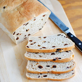 Bread Machine Raisin Bread Recipes