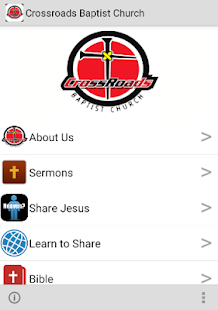 Crossroads Baptist, Beggs OK- screenshot thumbnail