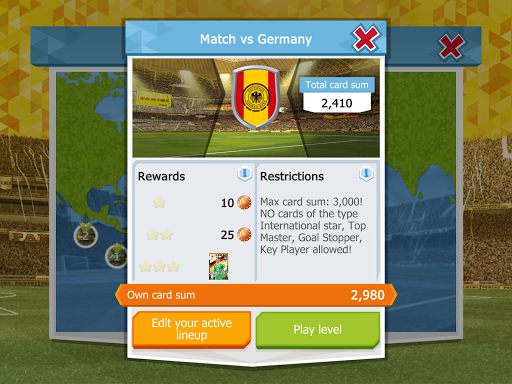 Panini FIFA 365 AdrenalynXLu2122 3.0.3 screenshots 10