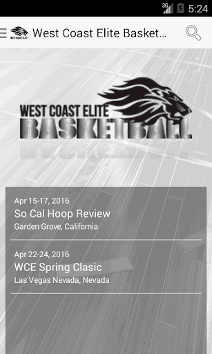 West Coast Elite Basketball