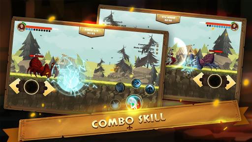 Guardian Knight Z: legend of fighting games. screenshots 2