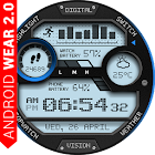 Digital Vision Watch Face icon