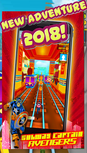 Subway Captain Runner 2018 1.89.7 screenshots 1