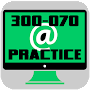 300-070 Practice Exam APK icon