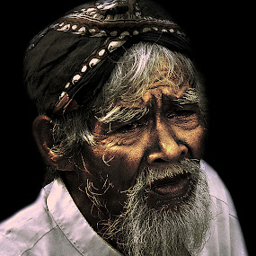 by Ananta White Wings - People Portraits of Men