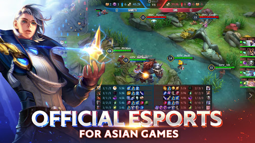 Garena AOV - Arena of Valor: Action MOBA  gameplay | by HackJr.Pw 5