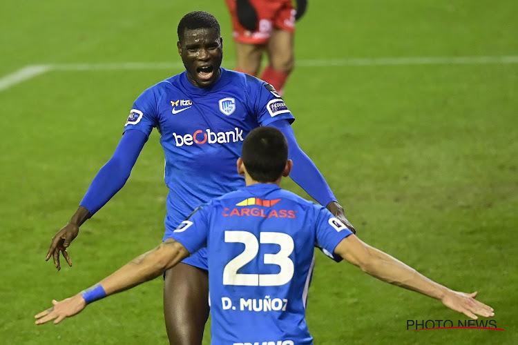 """Onuachu wijst Genk andermaal de weg met twee goals: """"Ik blijf doorgaan tot ik doodval"""""""