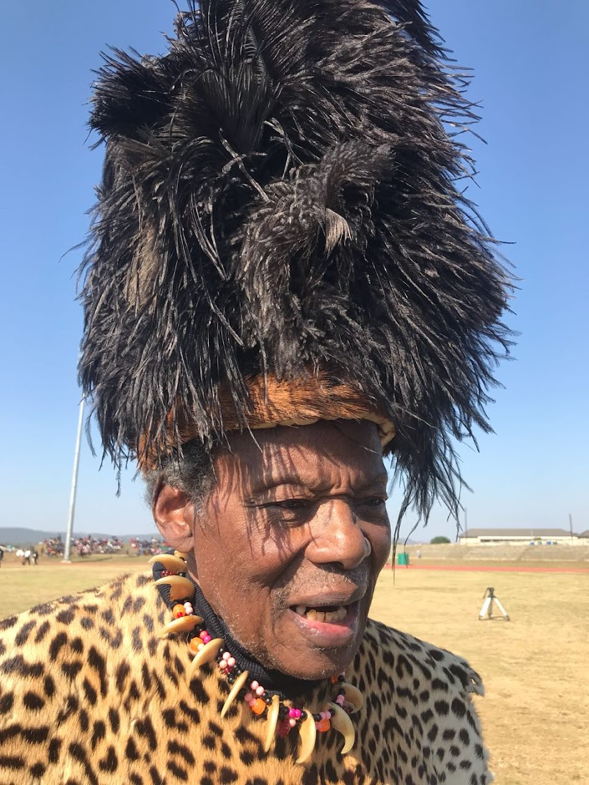 IFP leader Mangosuthu Buthelezi has accused the ANC government of attempting to grab swathes of traditional Zulu land.
