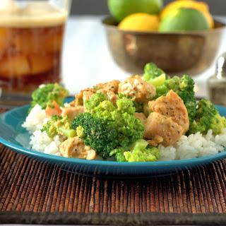 Lemon & Ricotta Broccoli and Chicken