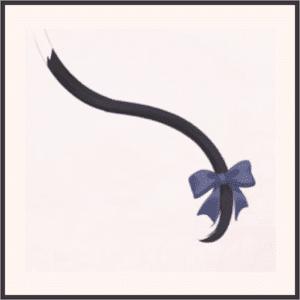 クロネコの尻尾