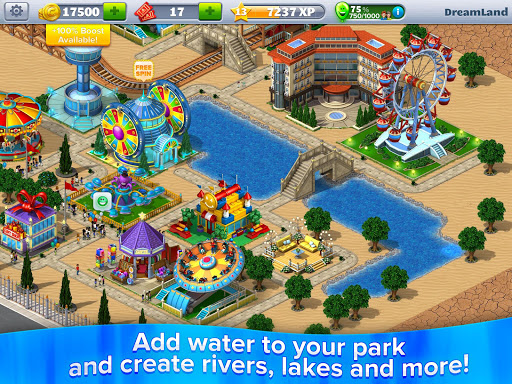 RollerCoaster Tycoon® 4 Mobile (Mod Money)
