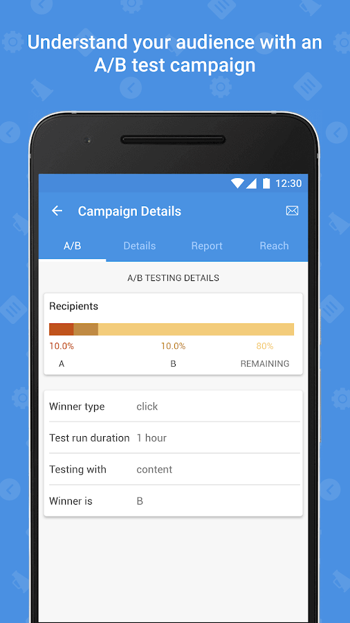 Zoho Campaigns - Email Marketing- screenshot