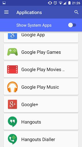 App Profiles
