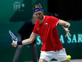 Nicolas Jarry geschorst wegens positieve dopingplas tijdens Davis Cup