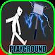 People & Playground! Battle Game