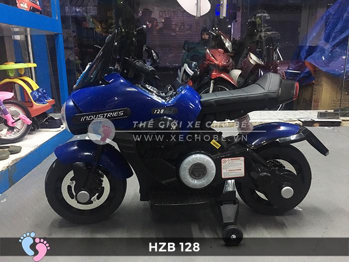 Xe máy điện cho bé HZB-128 GT 7