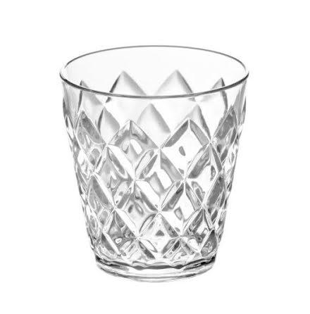CRYSTAL S, Dricksglas 200ml, crystal clear 8-pack