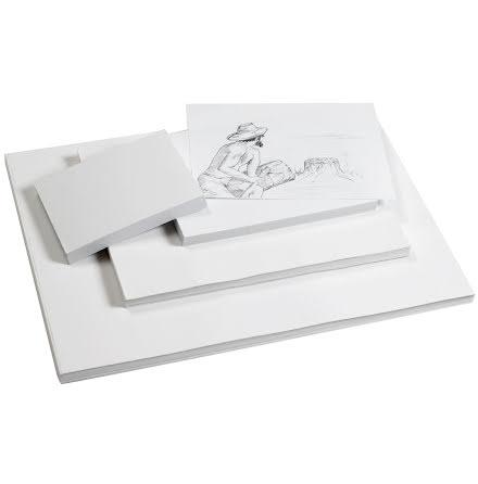 Ritpapper A4 ohålat 100g 250/f