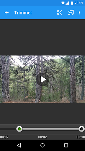 VidTrim  Video Trimmer  screenshot 2