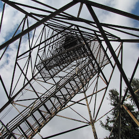 Olsen Fire Tower by David Stemple - Products & Objects Industrial Objects