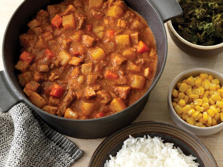 Japanese Pork Curry Bowl Recipe