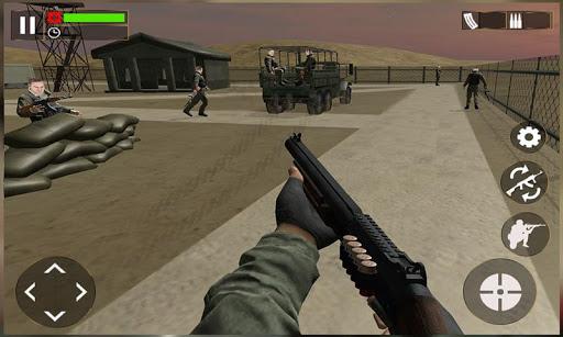 Police Sniper Lone Survivor 3D