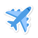 WiFly - Free Airport WiFi icon