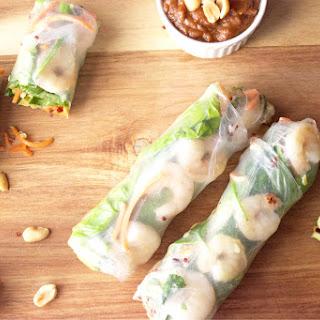 Quinoa Vietnamese Rolls