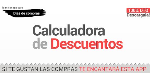 ee1d20096583 Calculadora de descuentos - Aplicaciones en Google Play