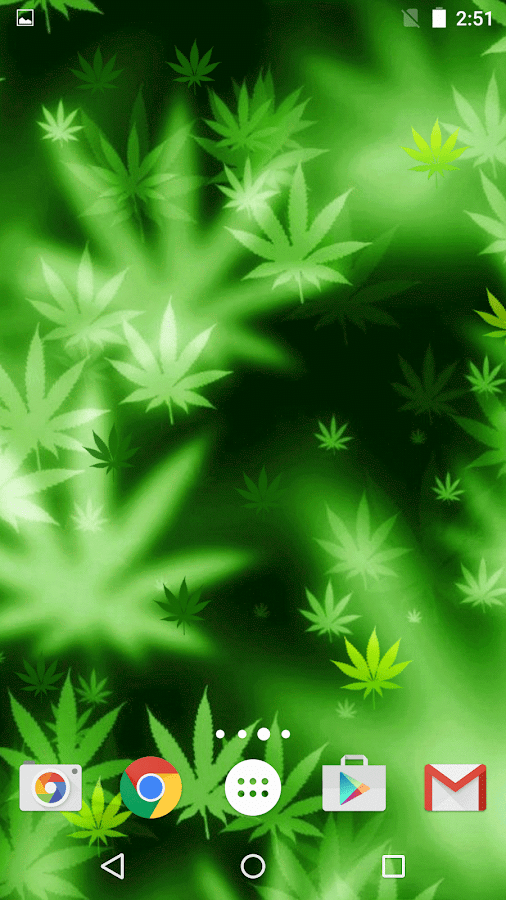 Falling Weed Live Wallpaper Weed Hd Live Wallpaper Android Apps On Google Play