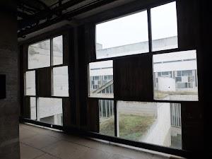 La Tourette - okna