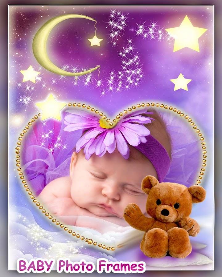 Marcos de fotos para beb s aplicaciones de android en - Marcos fotos bebes ...