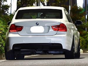 3シリーズ セダン  E90 325i Mスポーツのカスタム事例画像 BMWヒロD28さんの2019年05月04日23:53の投稿