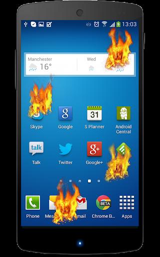 玩免費娛樂APP|下載消防屏幕惡作劇 app不用錢|硬是要APP