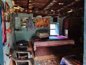 Photo: This is where the family sleeps