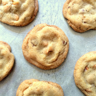 Salty-Sweet Butterscotch Pecan Cookies