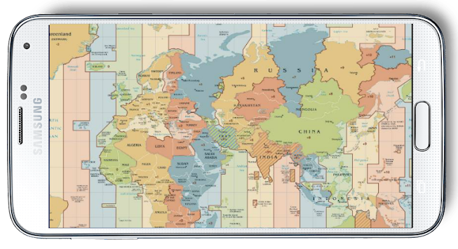 Download world map time zone apk latest version app for android devices world map time zone poster gumiabroncs Image collections