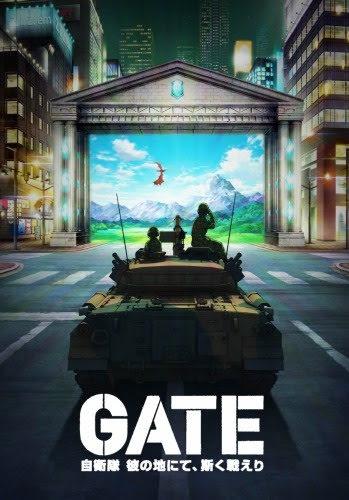 Gate: Jieitai Kanochi nite, Kaku Tatakaeri thumbnail