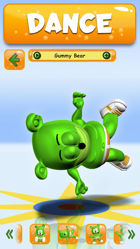 Talking Gummy Free Bear Games for kids 3.0.2 screenshots 2