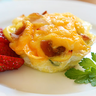Cheesy Bacon Quiche Bites for Bariatric Breakfast! Recipe