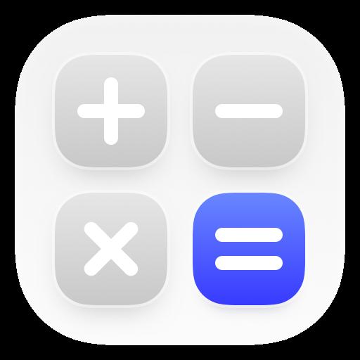 Multifunction Calculator-Privacy Album Icon