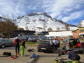 Photo: Impianti fermi: che facciamo? Siamo costretti allo scialpinismo